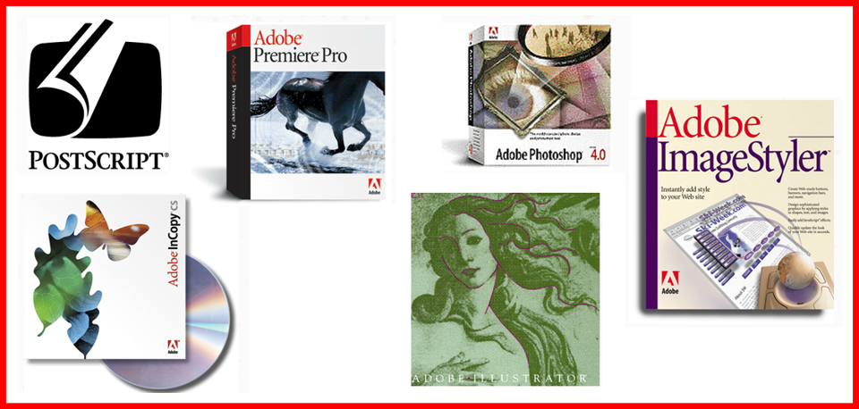 Productos Adobe