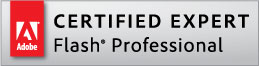 Adobe Certified Expert - Flash Professional / Marlon Ceballos