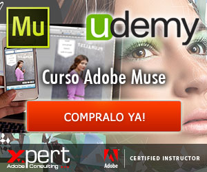 Curso Adobe Muse en Udemy