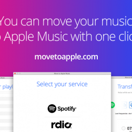 How to migrate playlists from Spotify to Apple Music