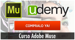 Curso Adobe Muse Udemy